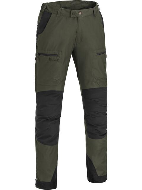Pinewood Caribou TC - Pantalones de Trekking Hombre - verde/negro